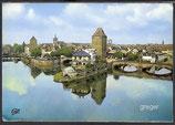 AK Strassbourg, Les Ponts couverts    32-o