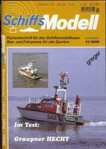 Schiffsmodell 11/96 a