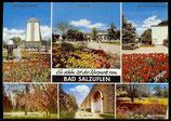 AK Bad Salzuflen, Mehrbildkarte    58-l