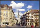 AK Erfurt Blick vom Domplatz zur Marktstraße    17/39