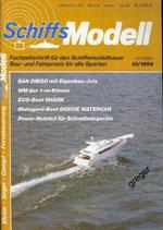 Schiffsmodell 10/94 a
