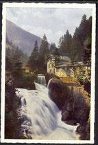 AK Badgastein, oberer Wasserfall   29/30