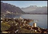AK Montreux. Vue générale    98-l