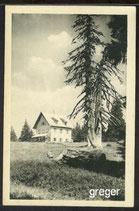 AK Bayr. Wald - Waldschmiedhaus am Rachel     13b