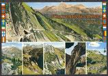 AK Mehrbildkarte Flexenstrasse am Arlberg     52/33