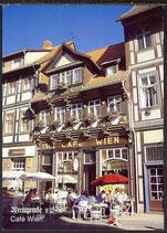 AK  Wernigerode Cafe Wien   26/10