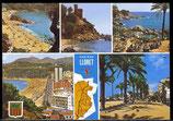 AK Lloret de Mar, Mehrbildkarte    58/15
