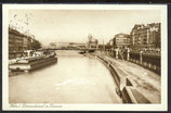 AK Deutsches Reich 1939 Wien Donaukanal mit Urania 10/32