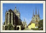 AK Erfurt, Dom und Severikirche    u 4