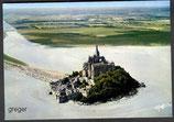 AK Mont-Saint-Michel, vue générale    90n