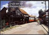 AK  Wernigerode Grüße von der Harzqueurbahn   26/6