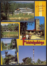 AK Grüße aus dem Fichtelgebirge, Mehrbildkarte   21/24