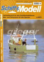 Schiffsmodell 1/03 b