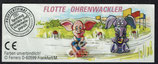 flotte Ohrenwackler von 1996  -  Rüssel-Willi    656 208 - 1x