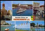 AK Friedrichshafen am Bodensee, Mehrbild   67/44