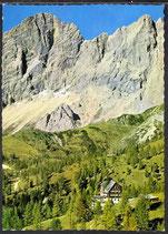 AK Austriahütte, mit Dachstein Steiermark   29/26