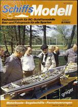 Schiffsmodell 8/85 a