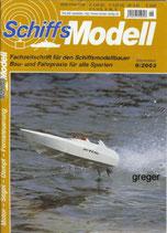 Schiffsmodell 9/03 a