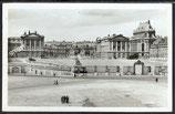 AK Versailles Façade du Palais    44/46