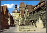 AK Rothenburg, St. Markus mit Roederbogen    48/33