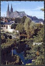 AK Chartres, Cathédrale    25-o