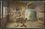 AK Wartburg, die Lutherstube, gem. Bertthold Pierson 1908    29j