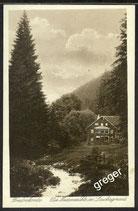 VK Friedrichroda Thüringen Die Massebmühle im Lauchagrund    2/31
