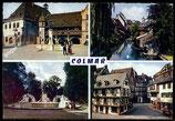AK Colmar, Mehrbildkarte    92-l