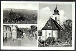 AK Altdorf – Mehrbildkarte mit Panorama, Hauptstraße und Kirche   6/25