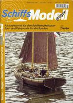 Schiffsmodell 7/99 a
