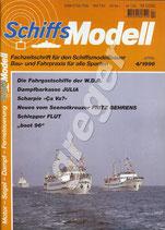Schiffsmodell 4/96 b