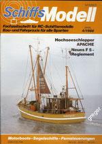 Schiffsmodell 4/88 b  abl