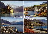 AK Souvenir de Montreux    s/10