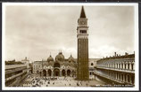 AK Italien von 1939 Venetia, Piazza S. Marco   32/10
