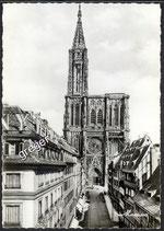 AK Strasbourg, La Chathédrale    v 8