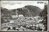 AK Deutsches Reich Berneck im Fichtelgebirge    17i