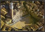 AK Siena Campo Platz Luftaufnahme    y18