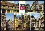 AK Rouen. Mehrbildkarte 97-l