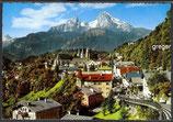 AK Berchtesgaden, Panorama    36p