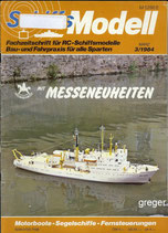 Schiffsmodell 3/84 c  abl