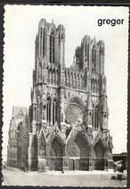 AK Reims, La Cathédrale    71n