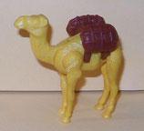 Reit und Lasttiere im Orient  -  Kamel- mit BPZ Nr. 611 778 -3x