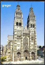 AK Tours, Cathédrale Saint-Gatien    33-o