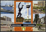 AK Rotterdam Mehrbildkarte   42/1