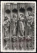 AK Stasbourg, La Cathedrale Portail Nord    60/45