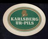 Bierdeckel -  Karlsberg Ur-Pils   4