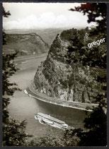 AK Der Rhein, die Loreley 48/22