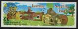 Familie Stachlig baut an von 2001 - Haus mit Schornstein  610131 - 1x