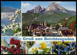 AK Mehrbildkarte von Berchtesgaden    71/6