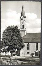 AK Plattling - Kirche     52/6